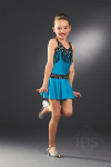 Fringed Skirted Leotard